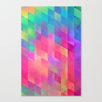 byde Canvas Print