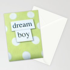 Dream boy Stationery Cards