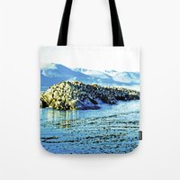 Magnificent nature. Tote Bag