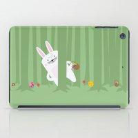 Easter Bunnyville iPad Case