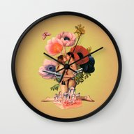 It Ends With A Bang! Wall Clock