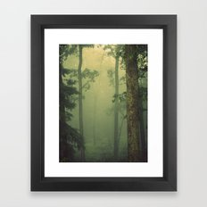 A Place Only We Know Framed Art Print