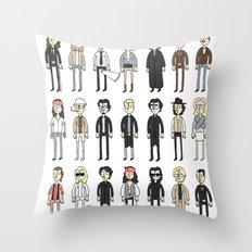 Depps Throw Pillow