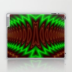 The Waves of Sound Laptop & iPad Skin