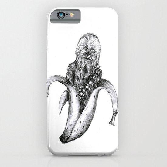 Chewbacca banana iPhone & iPod Case