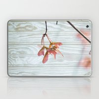 Maple Trees Can Fly Laptop & iPad Skin