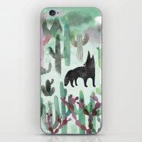 The Desert iPhone & iPod Skin