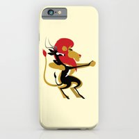An Unlikely Alliance iPhone 6 Slim Case