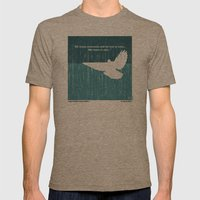 No011 My Blade Runner Mi… Mens Fitted Tee Tri-Coffee SMALL
