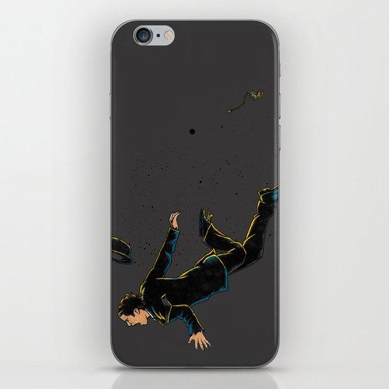 Falling Time iPhone & iPod Skin