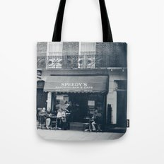 Speedy's Tote Bag
