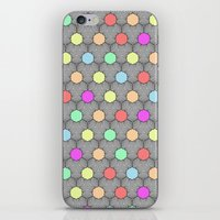 Careless Woman Pattern V2 iPhone & iPod Skin