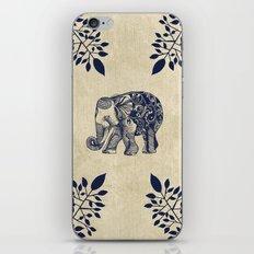 Simple Elephant iPhone & iPod Skin