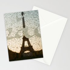 peace in paris Stationery Cards