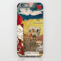 Up Above The World So High iPhone 6 Slim Case