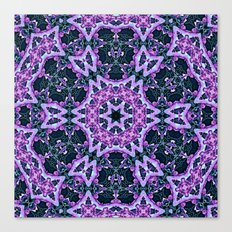 Lavender and Ivy Canvas Print