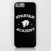 Spartan Academy iPhone 6 Slim Case