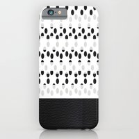 I See Dots In Black And … iPhone 6 Slim Case