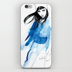 Gina iPhone & iPod Skin