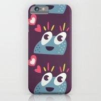 Kawaii Cute Candy Character iPhone 6 Slim Case