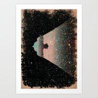 Star Bird Art Print