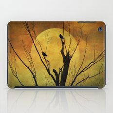Red Sky at Night iPad Case