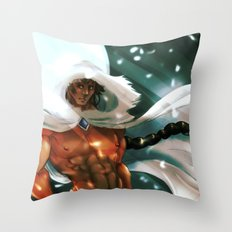 The Pine Moon Throw Pillow