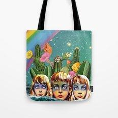 Future Islands Tote Bag