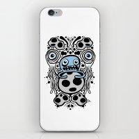 Panopticon Space (White … iPhone & iPod Skin