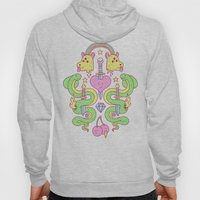 snakes&daggers&dogheads&otherstuff Hoody