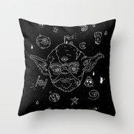 Star Force Throw Pillow
