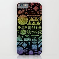 iPhone & iPod Case featuring Modern Elements with Spectrum. by Nick Nelson