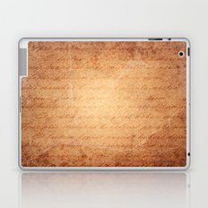 Old World Laptop & iPad Skin