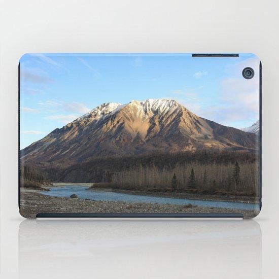 Blue Creek, Alaska iPad Case