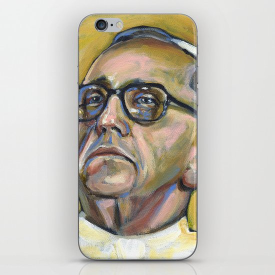 Pope Francis  iPhone & iPod Skin