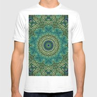 Shangri-La Mens Fitted Tee White SMALL