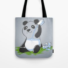 Panda in my FILLings Tote Bag