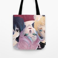 Immortals Tote Bag