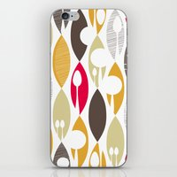 Spoons iPhone & iPod Skin