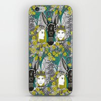 A Midsummer Night's Dream | fairy fantasy | emerald iPhone & iPod Skin
