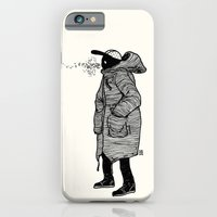 iPhone & iPod Case featuring January by Andrew Henry
