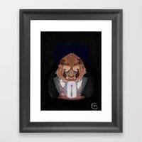Who Dis Doctor 8 Framed Art Print
