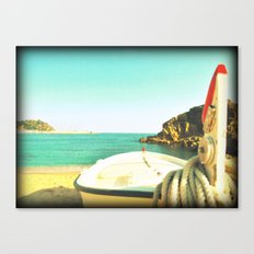 Skyline from you Canvas Print