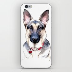 Ready When You Are iPhone & iPod Skin
