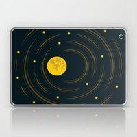 Moon And Stars Dream Laptop & iPad Skin
