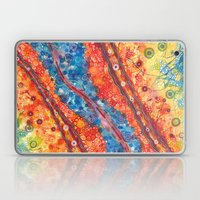 Water and lava Laptop & iPad Skin