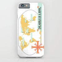 The World is a Book iPhone 6 Slim Case