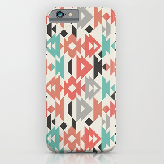 Caleido Triangle iPhone & iPod Case