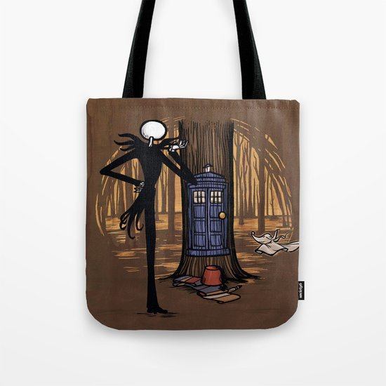 What's This? What's This? Tote Bag