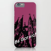 Gaudi - Be Gothic! iPhone 6 Slim Case